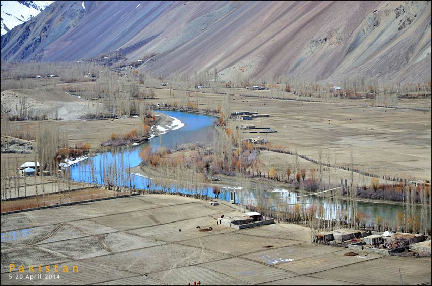 Phunder-Ghizer Valley